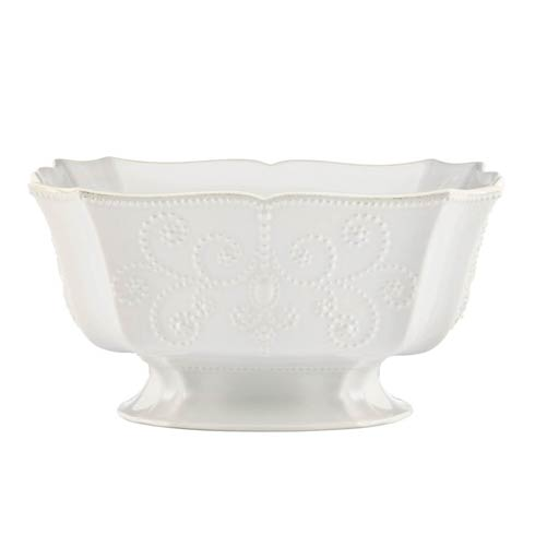 Lenox French Perle White Centerpiece Bowl $99.95