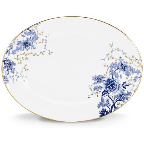 "$219.95 Garden Grove 13"" Oval Platter"