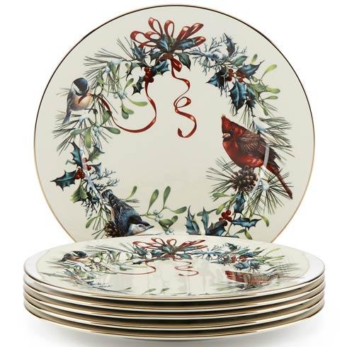 $149.95 6pc Dinner Plate Set