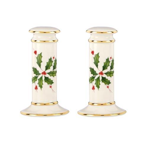 Lenox  Holiday Archive Salt & Pepper Set $24.95