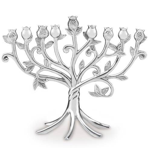 $69.95 Metal Menorah
