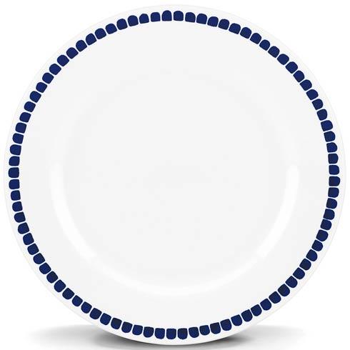 Kate Spade  Charlotte Street North Dinner Plate, Navy $22.00