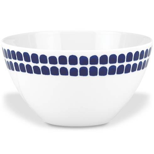 Kate Spade  Charlotte Street North Soup Bowl, Navy $20.00