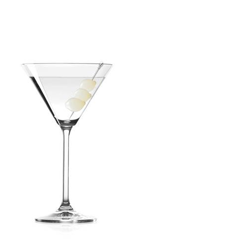 $49.95 6pc Cocktail Martini Glass Set