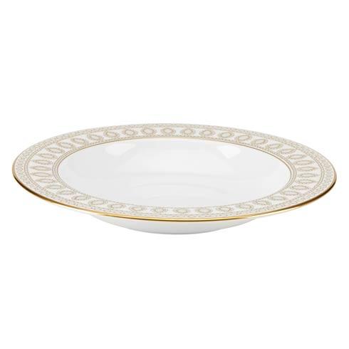 Lenox  Gilded Pearl Pasta/Rim Soup Bowl $89.00