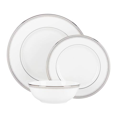 $109.95 3-piece Place Setting Boxed