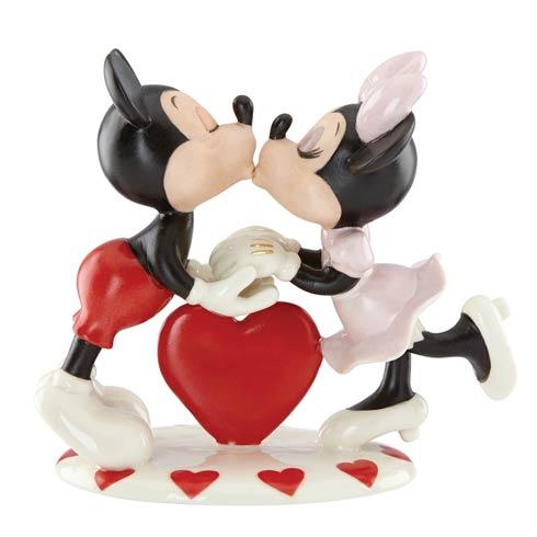 $89.95 Mickey Loves Minnie Figurine