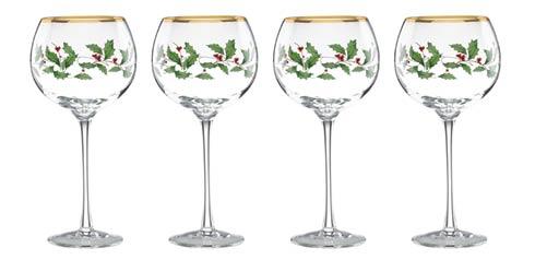 $39.95 4-piece Wine Glass Set