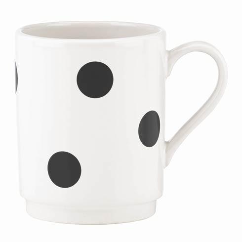 Kate Spade  Deco Dot Mug $8.00