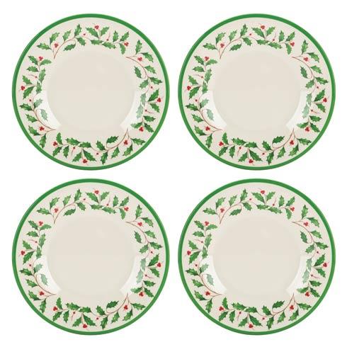 $24.95 4-piece Melamine Accent Plate Set