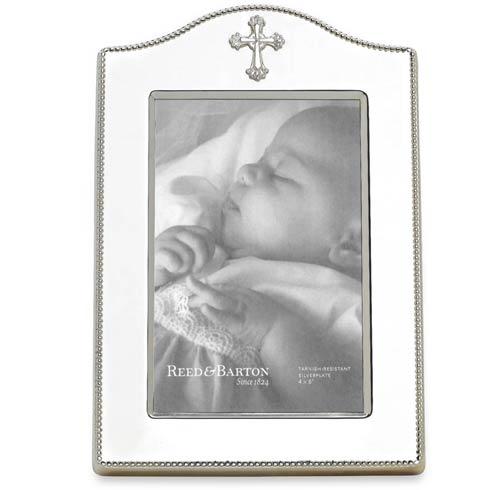 $60.00 Personalizable Cross Frame 4X6