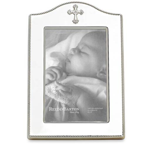 $80.00 Personalizable Cross Frame 4X6
