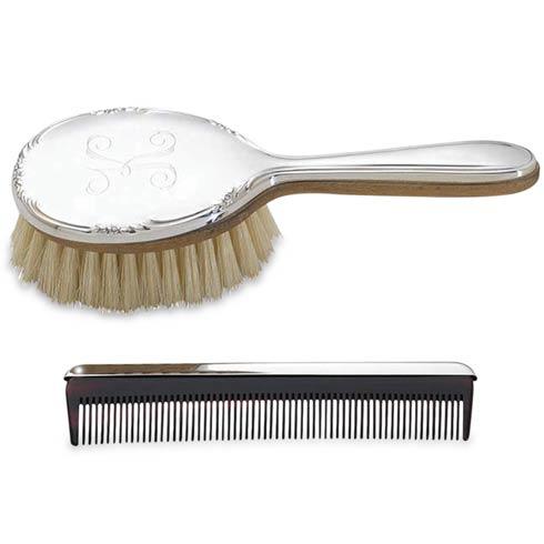 Personalizable Girls Brush & Comb