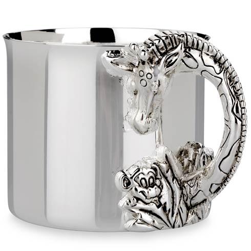 Personalizable Giraffe Cup