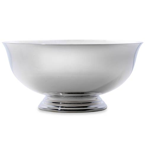 Reed & Barton  Revere Personalizable Bowl 10 With Lin Bx $310.00