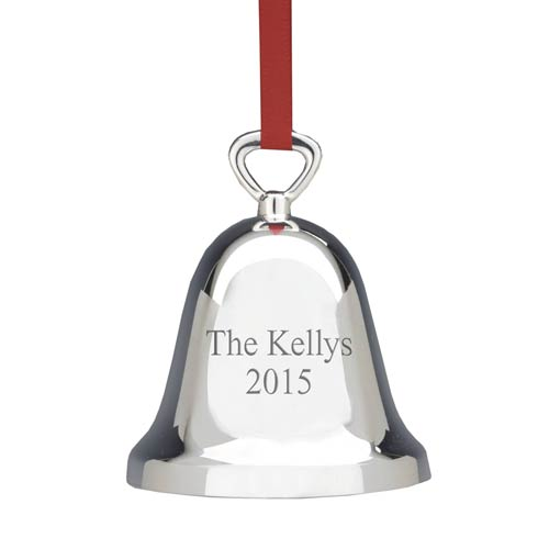 $30.00 Personalizable Classic Bell