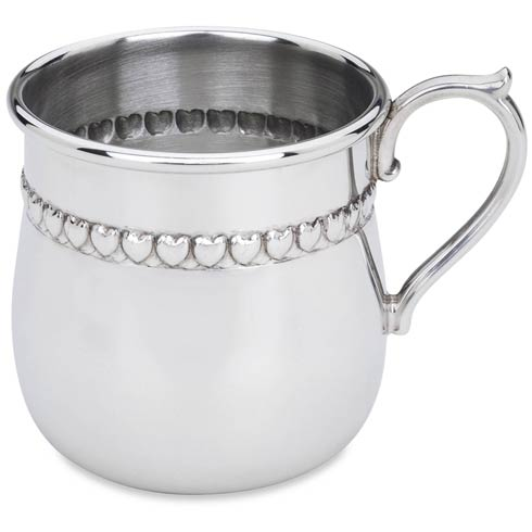 $70.00 Personalizable Pewter Cup