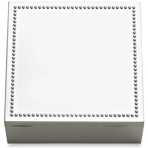 $60.00 Personalizable Square Box