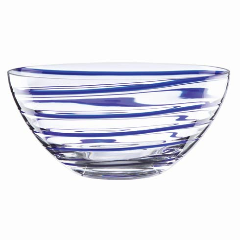 $85.00 Crystal Centerpiece Bowl
