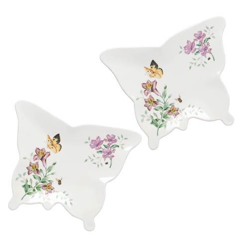 $24.95 2-piece Butterfly Tray, Sm