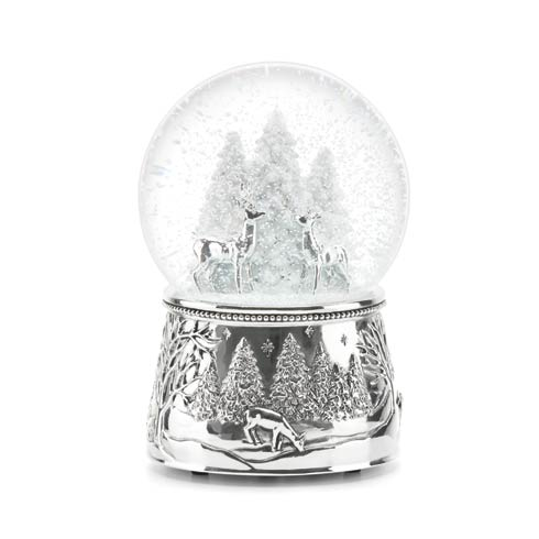 Reed & Barton  North Pole Bound Snowglobe $50.00