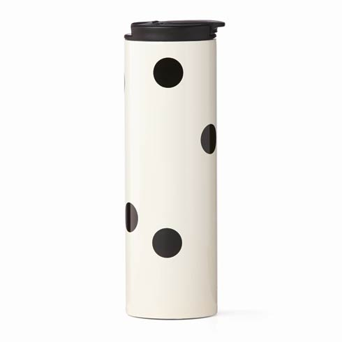 $30.00 Ss Tumbler Deco Dot