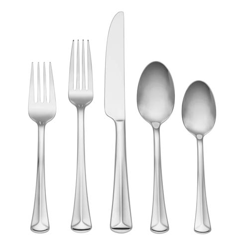 $30.00 Flatware 5 Piece Place Setting