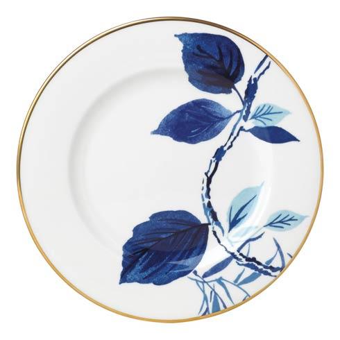 Kate Spade  Birch Way Indigo Salad Plate $28.00