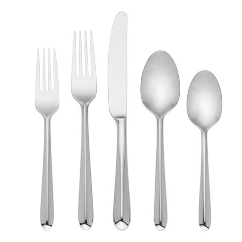 $70.00 Paldale Street 5-piece Flatware Place Setting