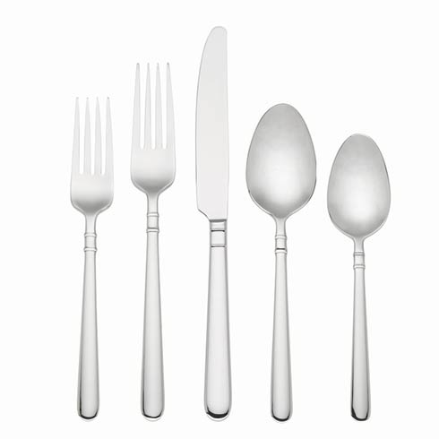 $200.00 Carlton Street 45-piece Flatware Set