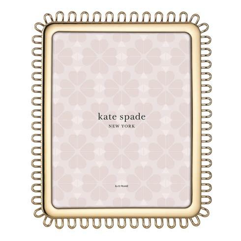 Kate Spade  Keaton Street Metal Frame 8X10 $90.00