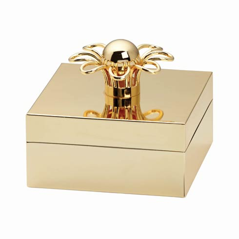 $50.00 Gold Jewelry Box