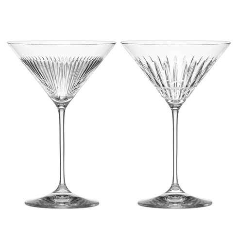 $150.00 Martini Set of 2