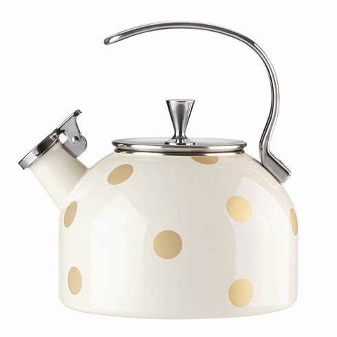$60.00 Gold Tea Kettle