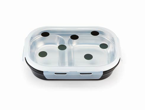 $30.00 Deco Dot Lunch Box