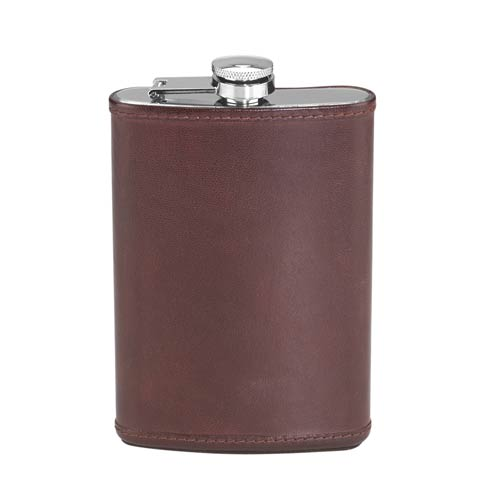$50.00 Leather Flask