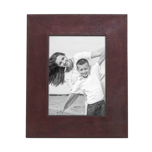 $80.00 Leather Frame 5X7