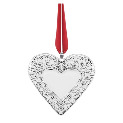 $150.00 Annual Heart Ornament 1St Edition