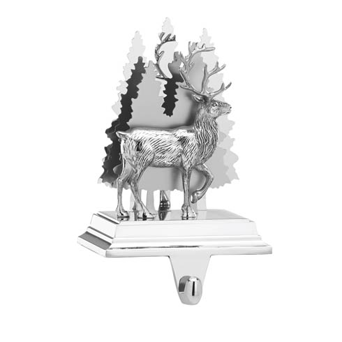 $50.00 Reindeer Stocking Holder