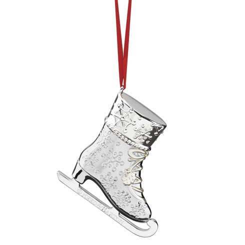 $30.00 Ice Skate Ornament