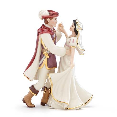 $114.95 Snow White & Prince Figurine