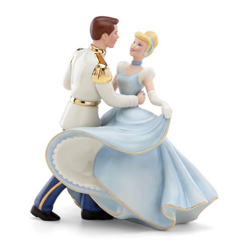 $114.95 Cinderella and Prince Charming Figurine