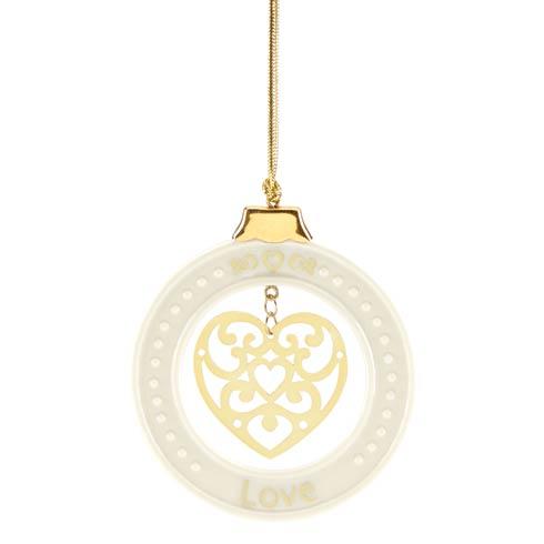 $9.95 Love Ornament