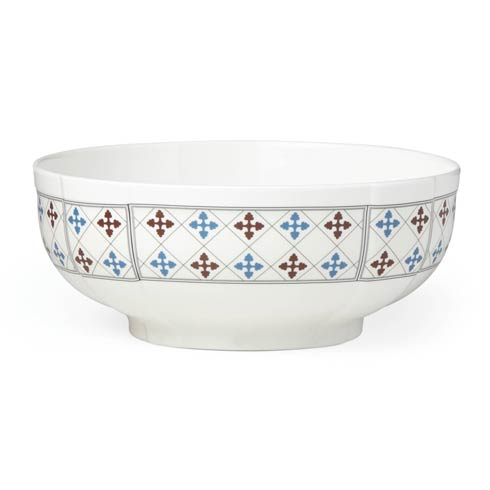 $60.00 Med Serving Bowl Red