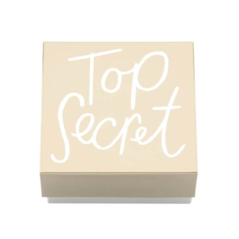 "$40.00 ""Top Secret"" Covered Box"