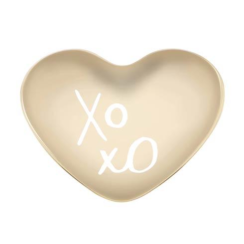 """$30.00 """"XOXO"""" Heart Dish"""