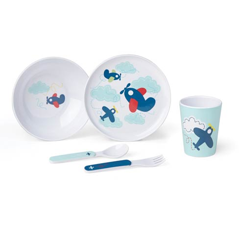 $50.00 5 Piece Set With Tumbler