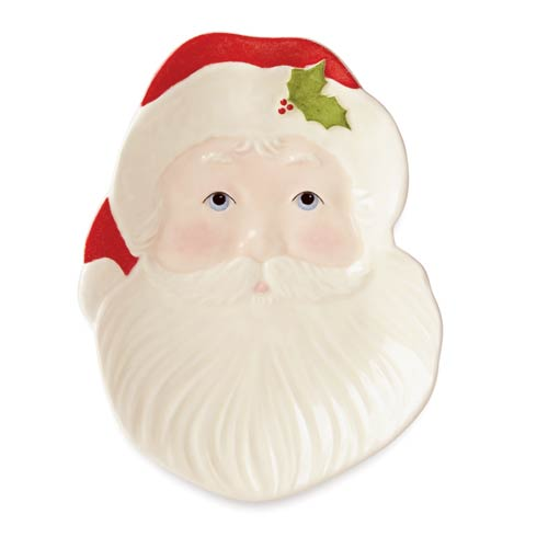 Lenox  Hosting the Holidays Santa Spoon Rest $9.95