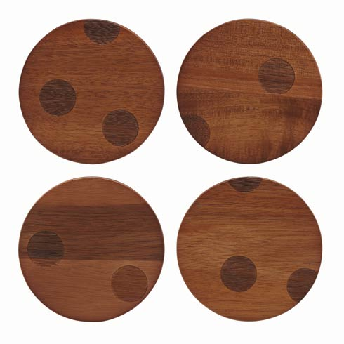 $25.00 Coasters, Set of 4