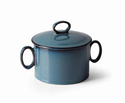 $40.00 Nordic Blue Sm Casserole with Lid